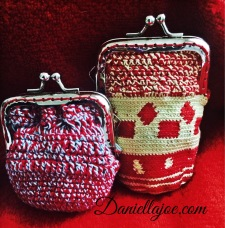 Tapestry Coin Purses