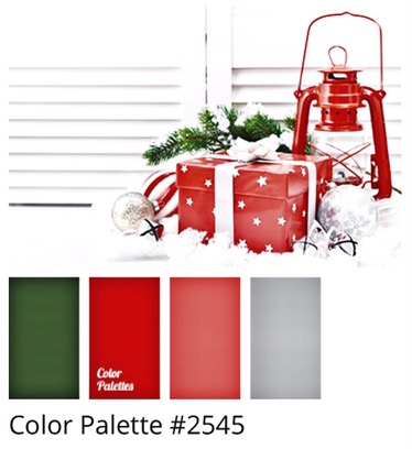 Christmas Colors Palette.Christmas Colors 2016 Daniellajoe S Blog